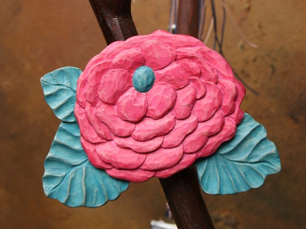Stori Accessory Samples by The Woodcarving Studio