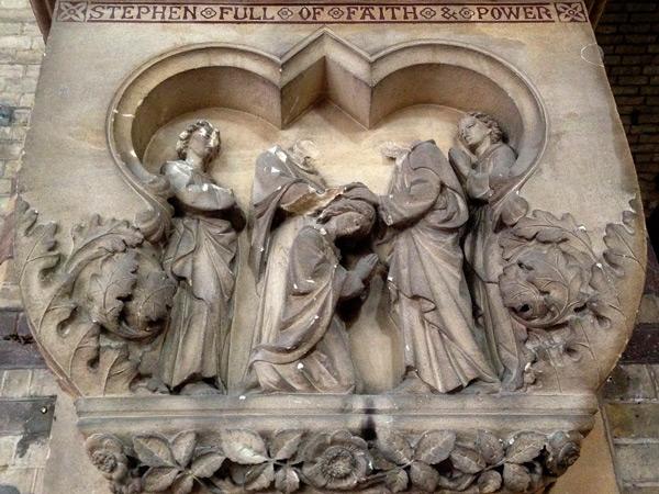 St-Stephen's-Church-Rosslyn-Hill-Full-of-faith-Before